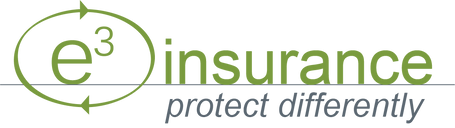 e3 insurance logo