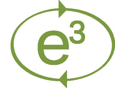 E3 Social logo Green fill.png