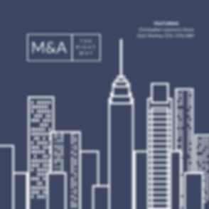 M&A The Right Way SoundCloud Artwork (1)