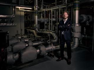 Iain trent, Engineering Director, Land Securities