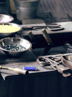 Glass Blowing Tools