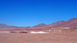 Borax mining on the altiplano