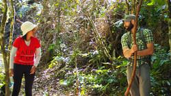 DPC and our Amboro Nat'l Park guide