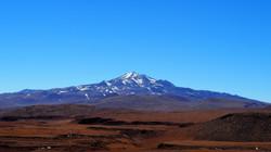 high volcano in the Avaroa Reserve