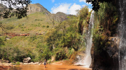 """SEES and """"Las Cuevas"""" waterfall"""