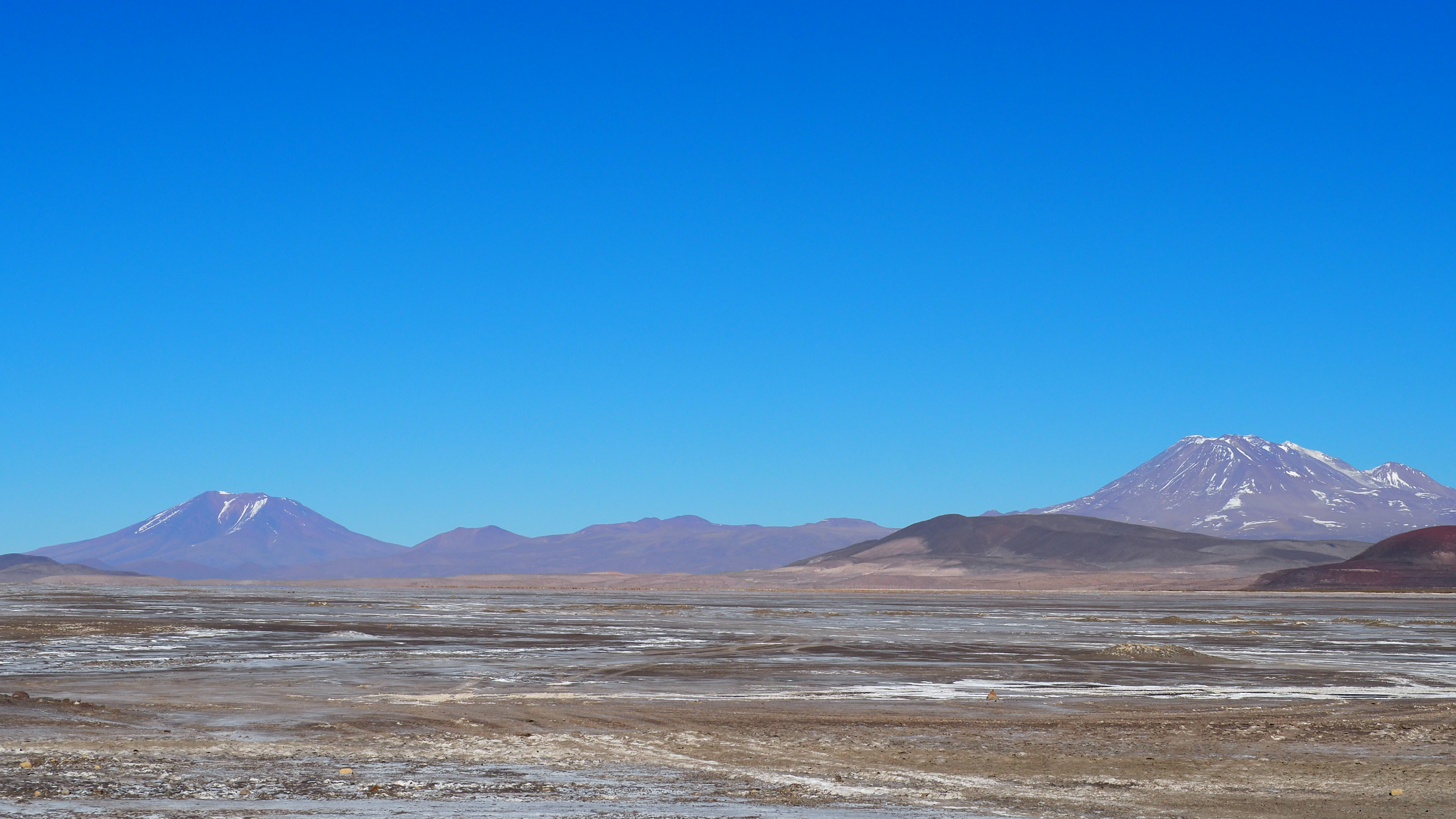 high altiplano landscape