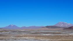 high altiplano landscape