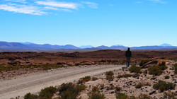SEES on the southern Bolivian desert