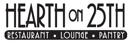 Hearth on 25th logo Ogden Utah