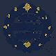 RHS_Logo_2019_Navy_on_gold_trans-768x768