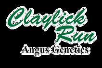 Claylick Run Genetics.png