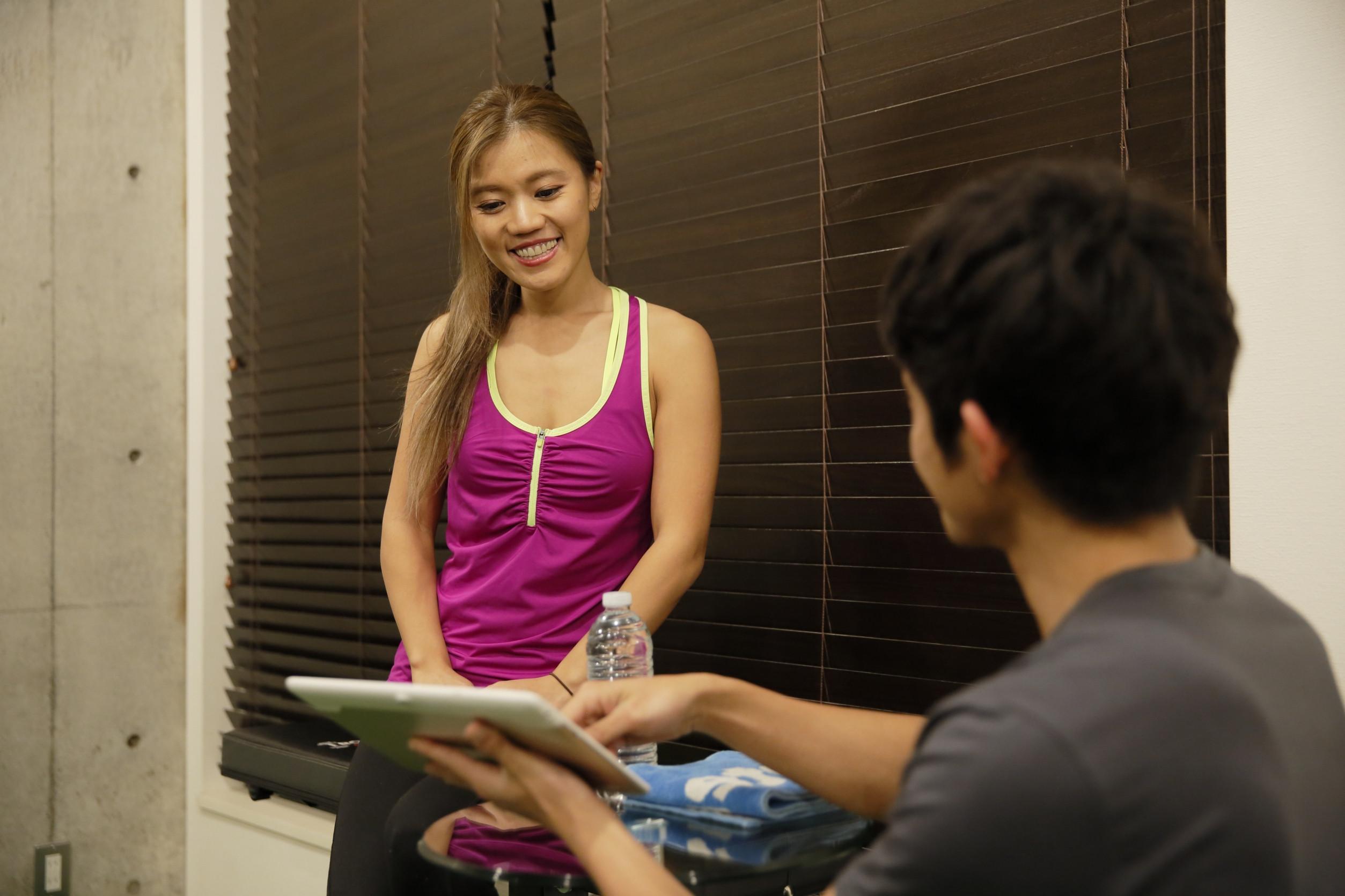 体験トレーニング(5/5〜5/16プレオープン期間キャンペーン料金)