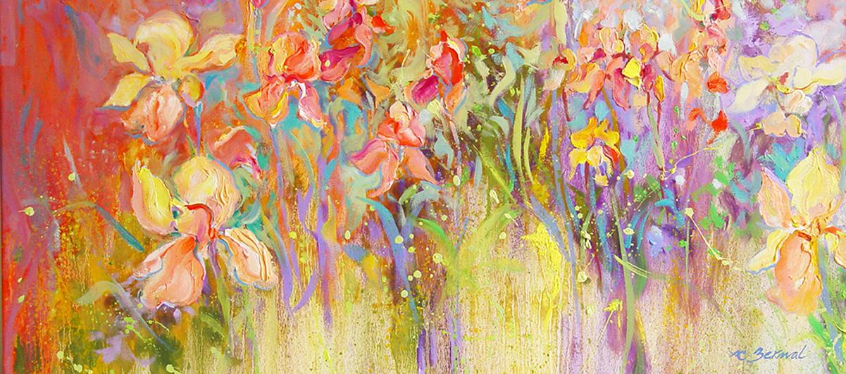 Rincón de flores