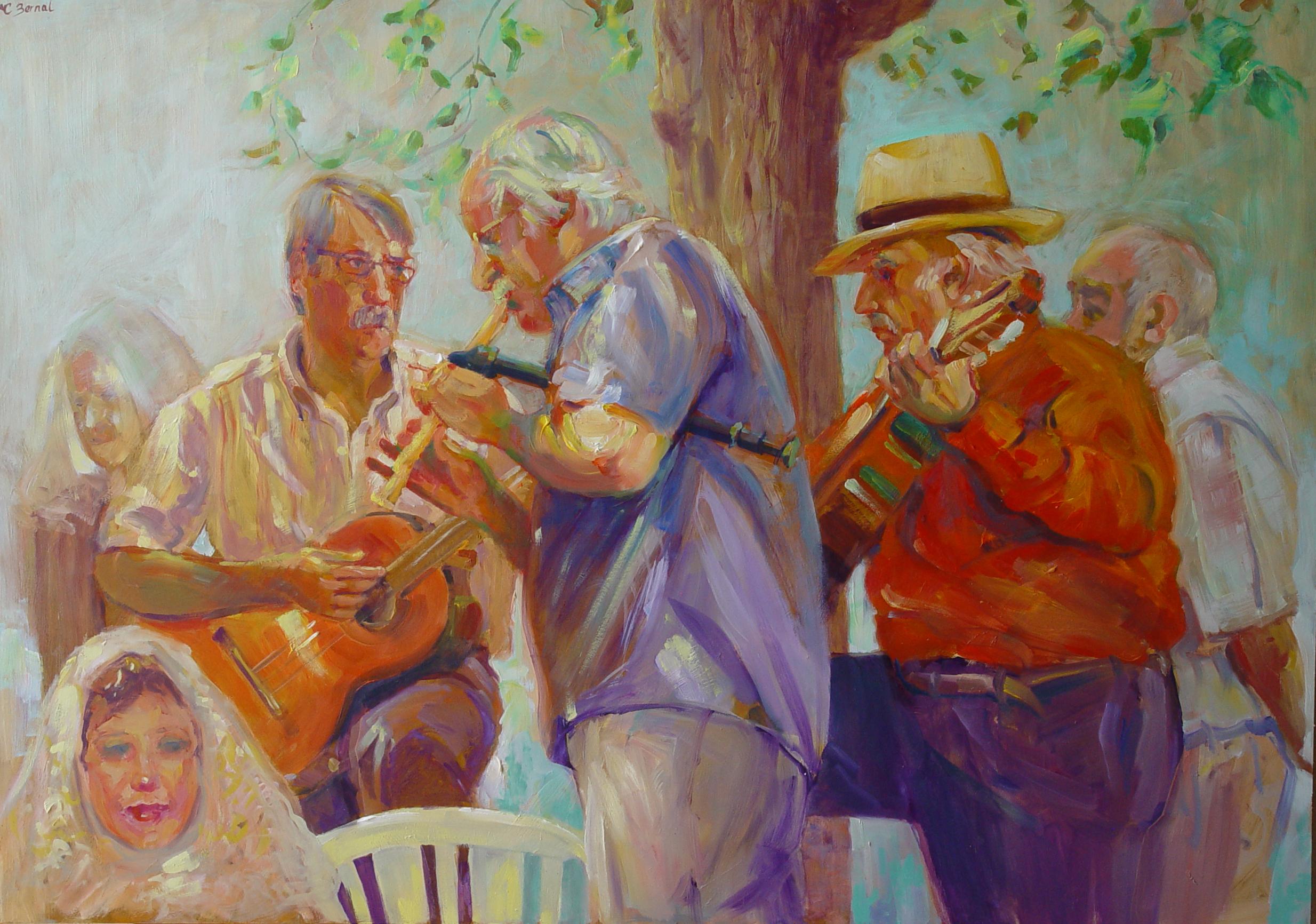 Músicos de Valldemossa