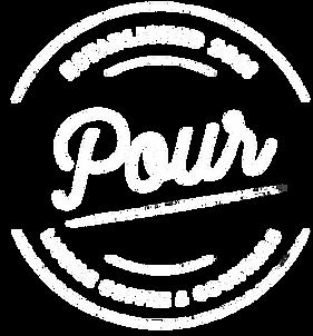 White transparent Pour logo.png