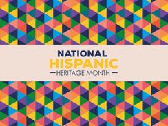 Read.Watch.Listen. National Hispanic Heritage Month