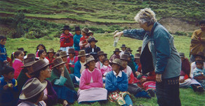 Jade Allègre, médecin, anthropologue, naturopathe... la genèse d'une vie au service de l'humain !