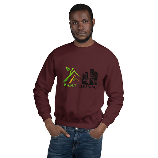 BANT CLEANING Unisex Sweatshirt