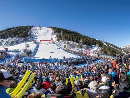 Andorrapresenta su candidatura para organizar los Campeonatos del Mundo de Esquí Alpino en 2027