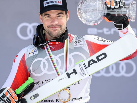 Lara Gut-Behrami and Vicent Kriechmayr Claims the 2020-2021 Super-G World Cup Title