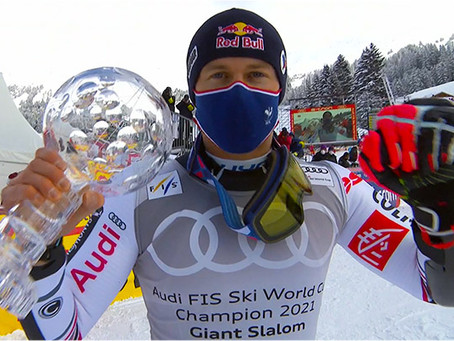 Alexis Pinturault Wins Last Giant Slalom and Grabs the GS and Overall Globes