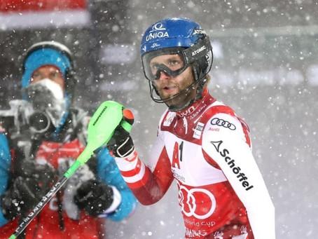 Marco Schwarz Wins Schladming Night Slalom