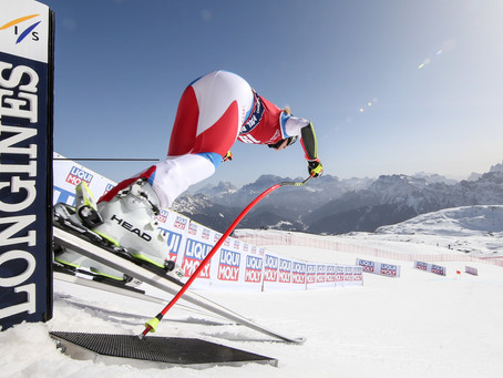 Lara Gut-Behrami is On Fire and Wins First Downhill in Val di Fassa