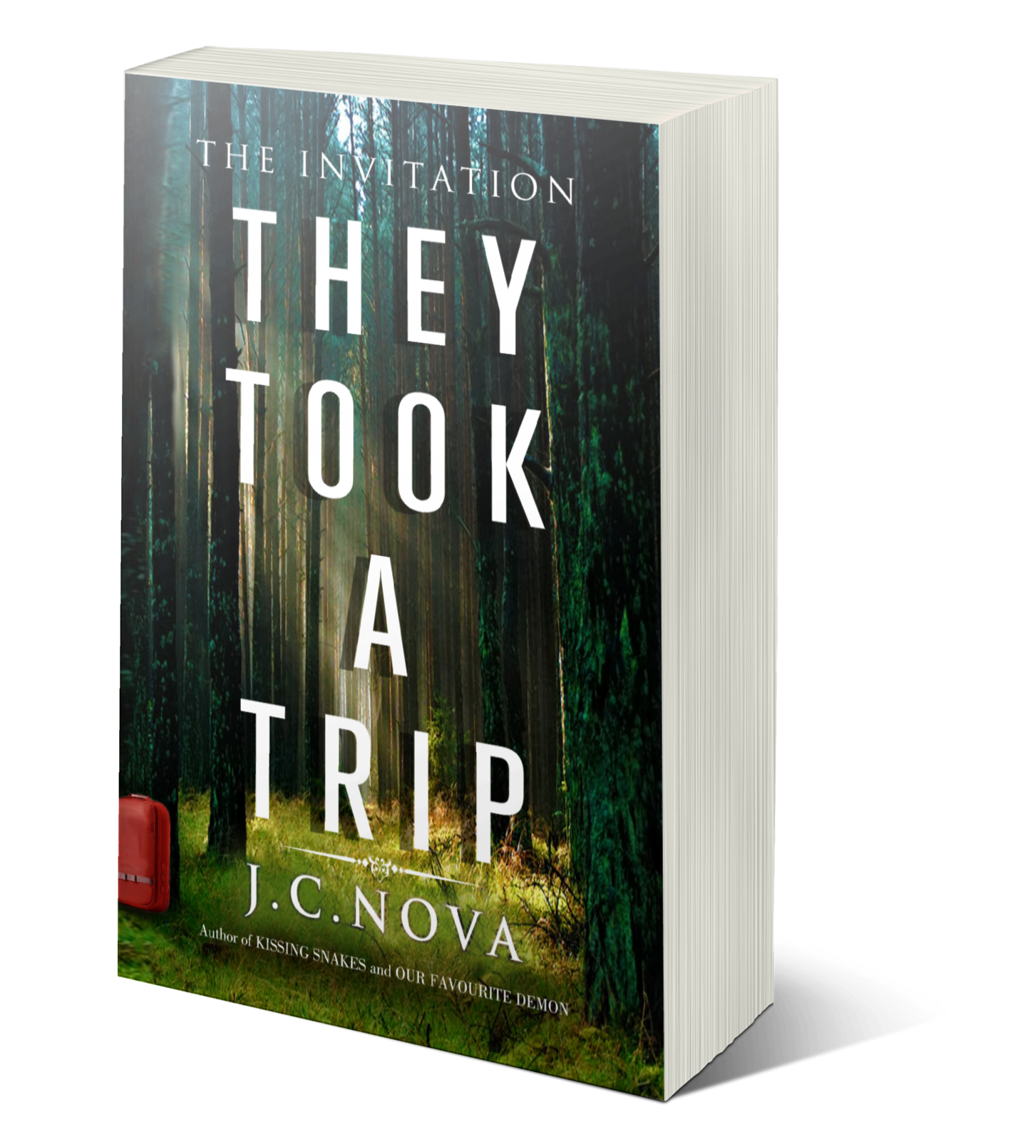 They Took a Trip: The Invitation