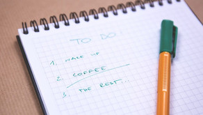 Productivity Hack: #2 The Art of Lists!