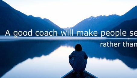 Coaching och ledarskap