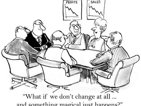 När förändring är ett faktum! Hur hanterar du det på ett BRA sätt?