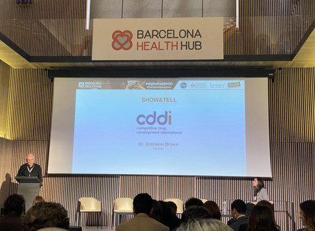 Pitch at the Digital Health Open Doors