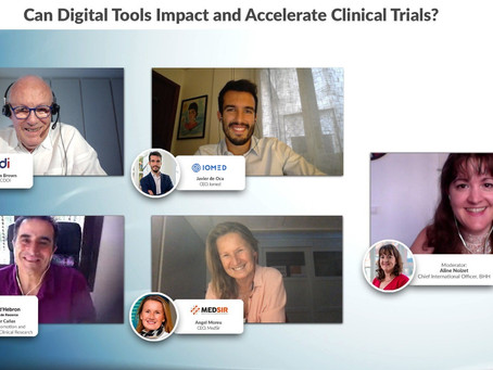 Can Digital Tools Impact and Accelerate Clinical Trials?