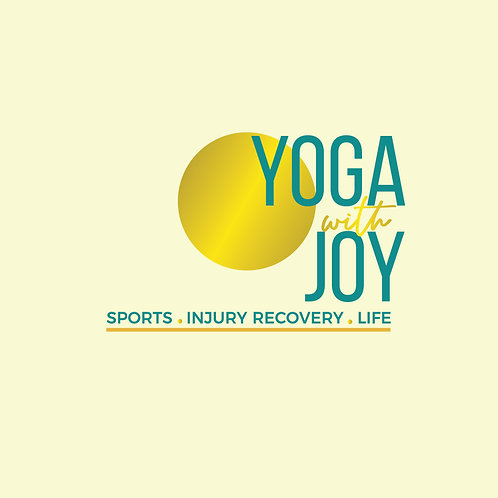 Yoga with Joy $45 Gift Certificate