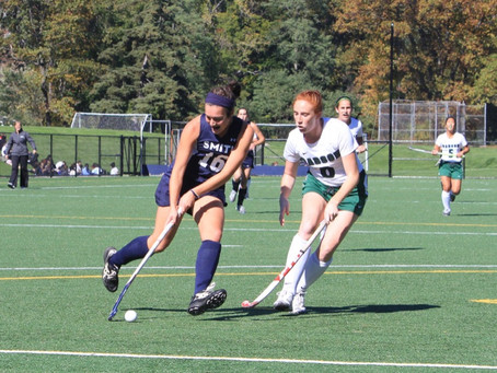 Yoga for Athletic Recovery - Field Hockey