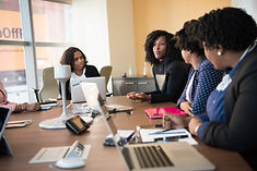 four-woman-at-the-conference-room-free-s