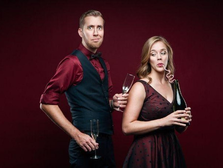 All About Brent & Sarah's Corporate Stage Show