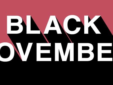Tudo sobre a nossa Black November!