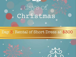 Day 3 of our Christmas promotions!
