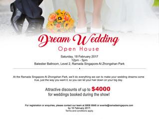 Dream Wedding - Open House