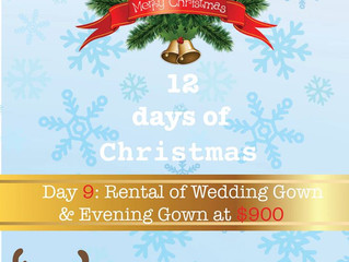 Day 9 of our Christmas promotions!