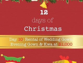 Day 10 of our Christmas promotions!