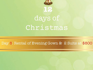 Day 8 of our Christmas promotions!