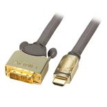 ADATTATORE LINK DVI/HDMI GOLD LINDY