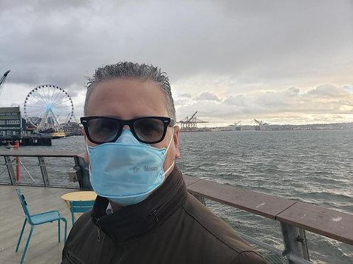 Blue Face Masks (50 pack)