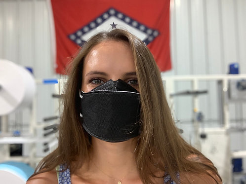 Black Face Masks (10 - 200 pack)
