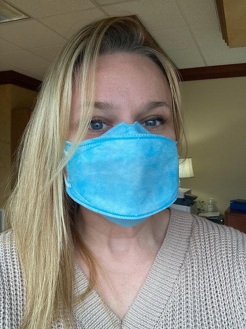 Blue N95 Face Masks (50 pack)