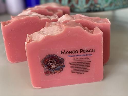 Mango Peach Soap