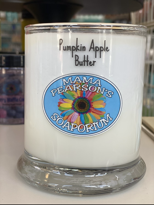 Mama Pearson's Soy Candle Signature Scents