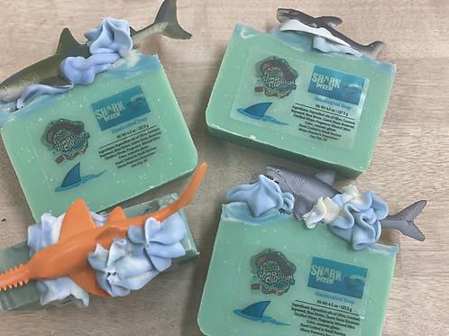 Shark Week Soap